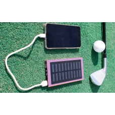 SOLAR CHARGER ROSE