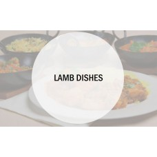 Lamb Madras (Hot)