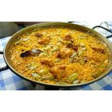 Paella de Pollo / Chicken Paella