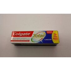 CREMA DENTAL COLGATE TOTAL BLANCO
