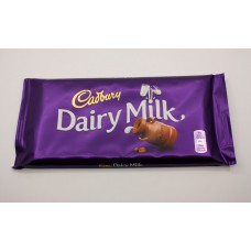 CHOCOLATE DAIRY MILK CADBURY 200G
