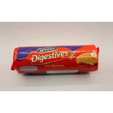 GALLETAS DIGESTIVE McVITIES  400G
