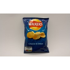 WALKERS  CHEESE AND ONION 32,5 G
