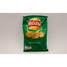 WALKERS SALT AND VINEGAR 32,5 G
